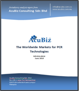 Wordlwide Market for PCR