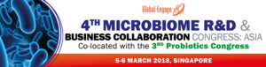 Microbiome R&D and Business Collaboration Congress: Asia