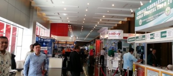 AcuBizTM Attends Medan Hospital Expo 2017