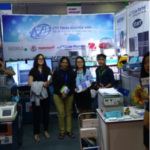 Representing AcuBiz at the Vietnam Medi-Pharm Expo 2018