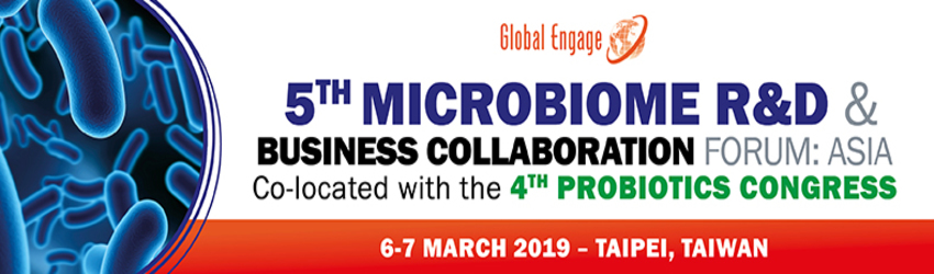 5th Microbiome R&D and Business Collaboration Congress Asia